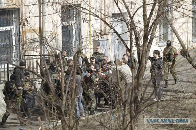 В Киеве все спокойно.