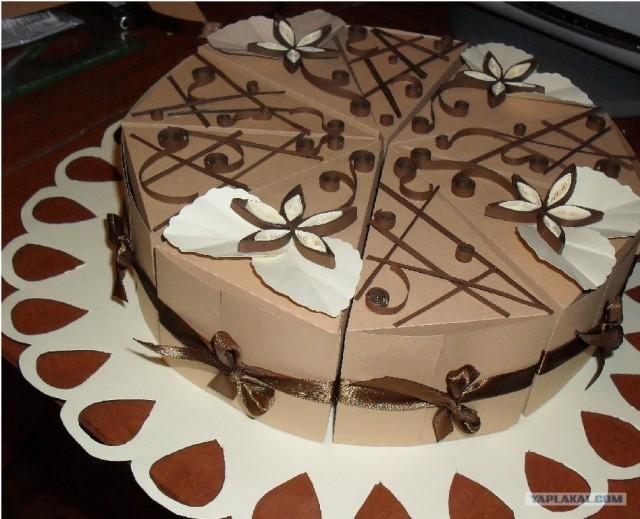 Картинки торт своими руками