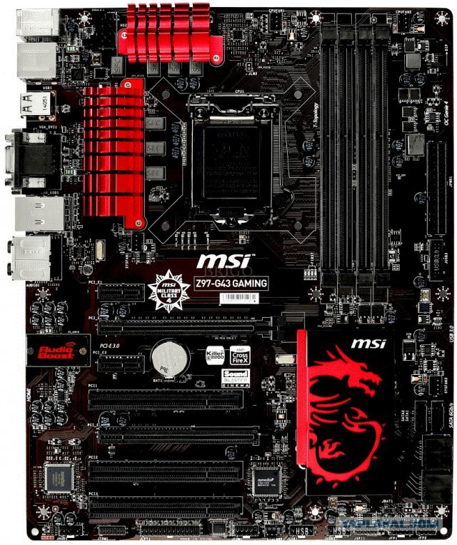 продам MSI z87-g43 gaming socket 1150