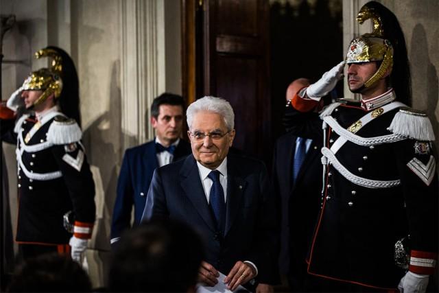 Президент Италии подписал закон о снижении пенсионного возраста