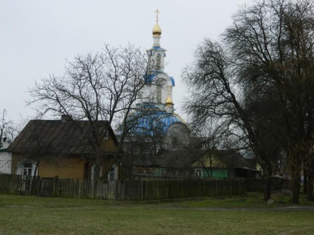 Как выглядят малые города (Пинск)