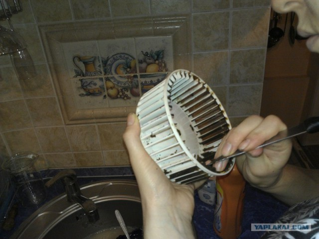 Ремонт вытяжки кухонной своими руками 3