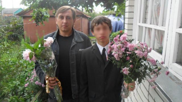 Подросток зарубил всю семью топором