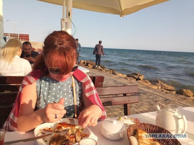 Поездка в Баку