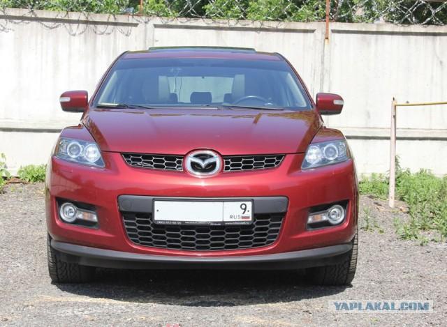 Продам Mazda CX-7, 2007, 89000 км., Москва