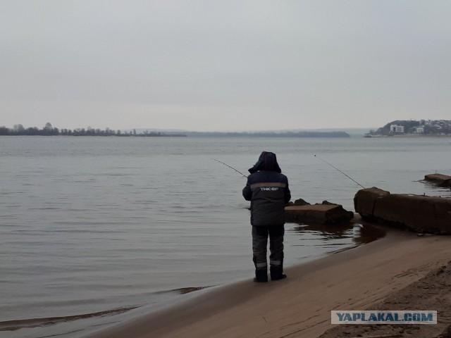 Закрытие сезона. Рыбалка