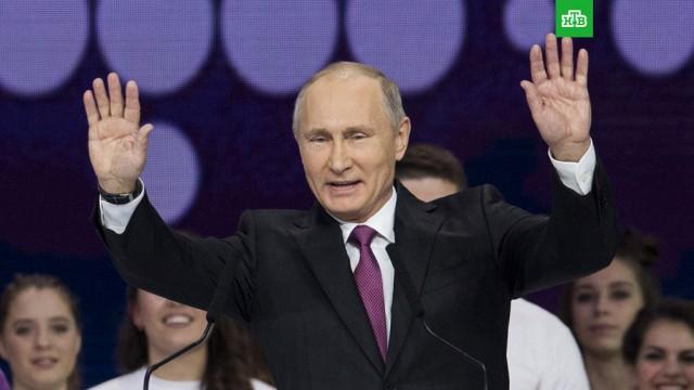 Путин: отчасти сами виноваты в отстранении от Олимпиады; РФ не будет бойкотировать Олимпийские игры в Пхёнчхане