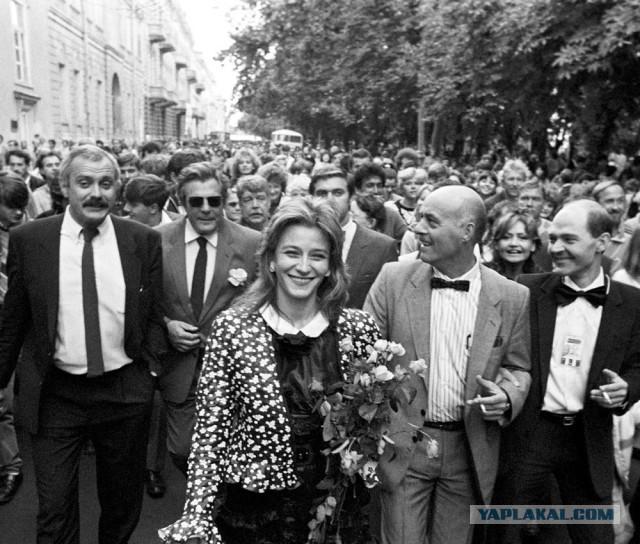 Одесский кинофестиваль в 1988 и 2016 годах