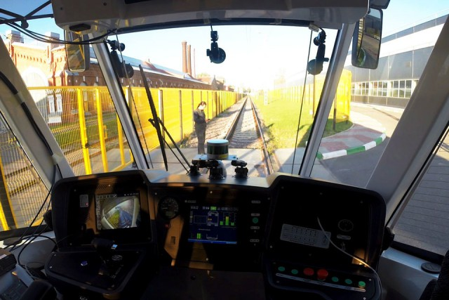 В Москве появится настоящий беспилотный трамвай