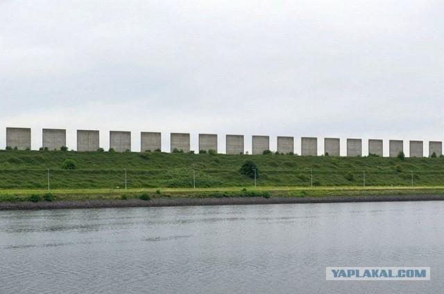 Зачем в Розенбурге построили 120 колонн