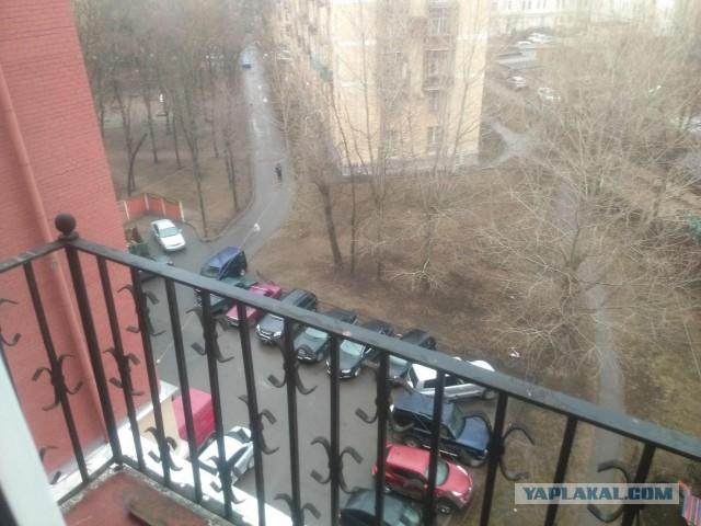 Рукожопство балкона.