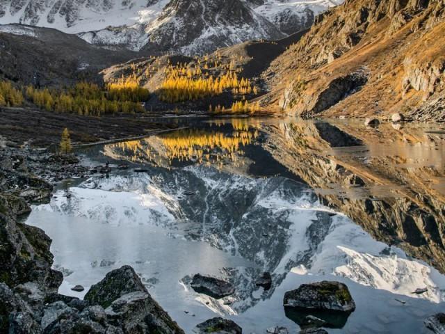 Несколько характерных русских пейзажей