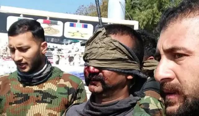 Пакистан взял вплен сына маршала авиации Индии
