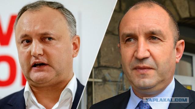 Разочарование Болгарии и Молдавии в Западе не даёт им право на кормушку в России