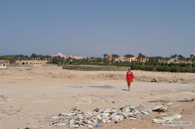 Как я ездил в Египет