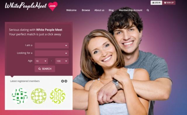Создателя сайта знакомств «для белых» обвинили