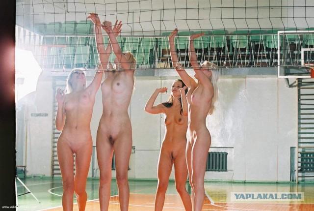 волейбол порно фото