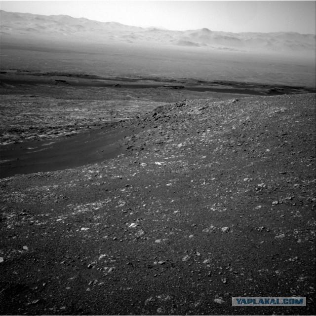 В тему, о последней войне, взглянем на Марс