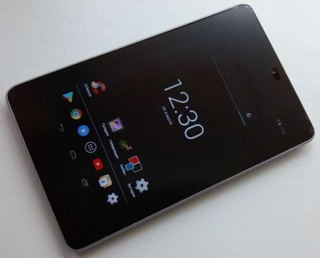 Google Nexus 7 2012 wi-fi 32gb
