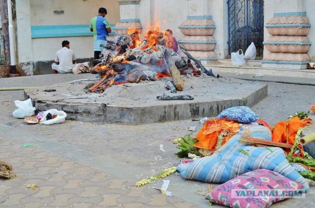 Калькуттские ужастики: деревня проституток, кремац