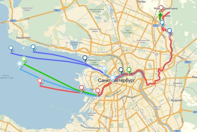 Активисты отправили GPS-трекеры в канализацию