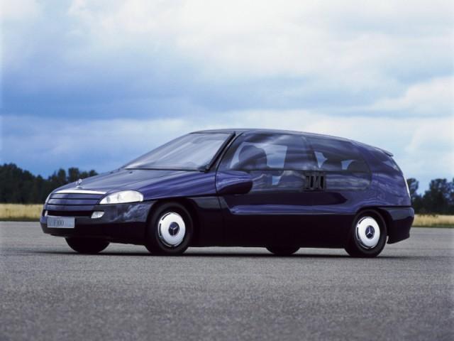 Mercedes-Benz: автомобили, которых не было