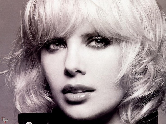 The special edition: Charlize Theron