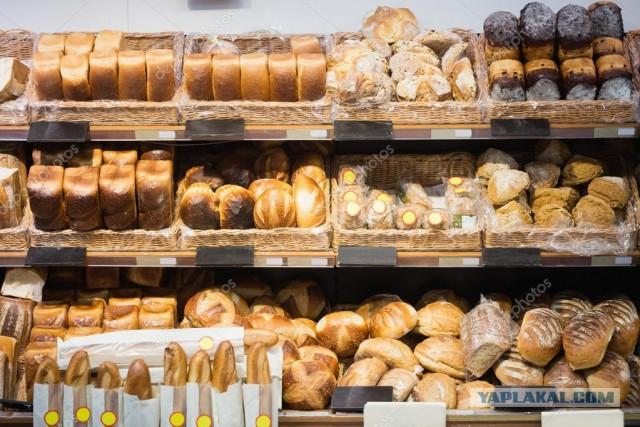 Россиян предупредили о еще одном росте цен. В России подорожает хлеб
