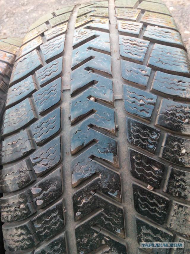 Зимняя резина Michelin Latitude Alpin 235/60/R18