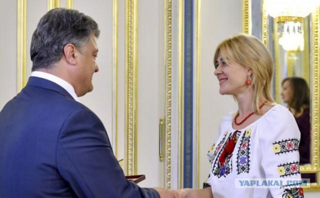 Заслуженная учительница Украины уехала на заработки в Британию