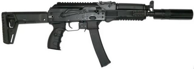 ППК-20. Пистолета-пулемет Калашникова, от которого захватывает не только дух.