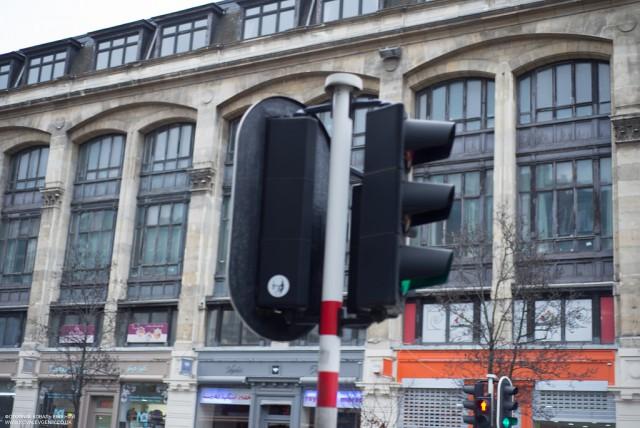 Бельгия. Брюссель. Город. Часть 1-я.