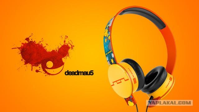 Продам наушники SOL REPUBLIC Tracks Deadmau5