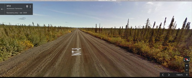 Эх, дороги. Наша Колыма и у них: Аляска и Канада