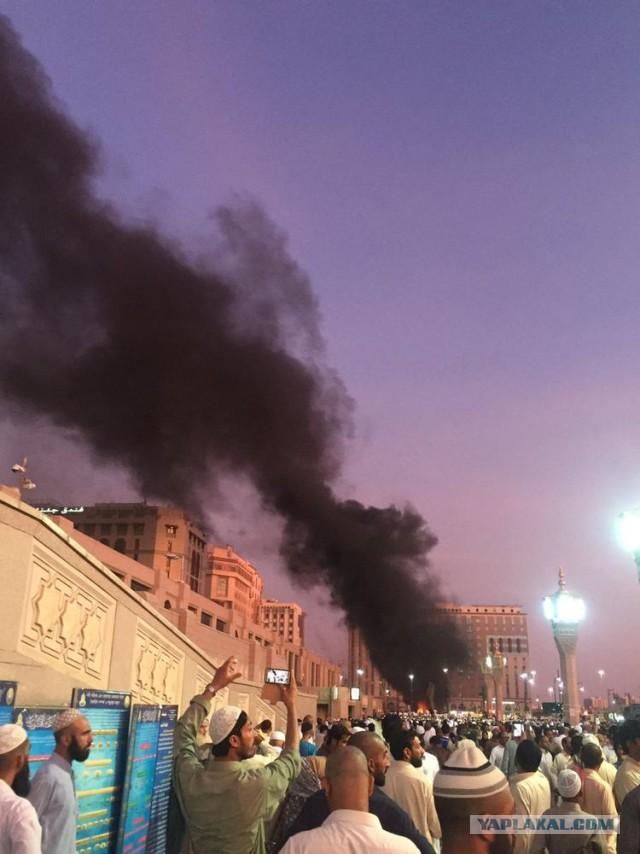 В Саудовской Аравии гремят взрывы