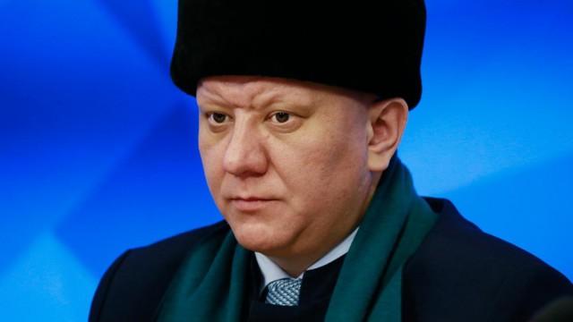Муфтий хочет построить в Москве исламский комплекс с мечетью