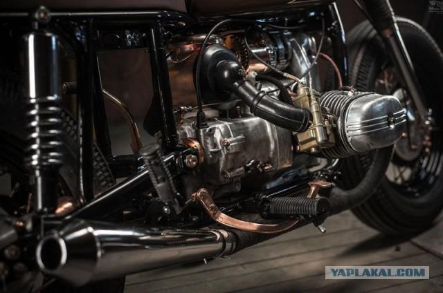 Куплю двигатель мотоцикла Урал 650сс (а вдруг :))