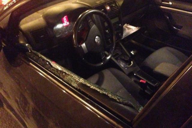 Участника ДТП в Челябинске избили на глазах у человека в погонах