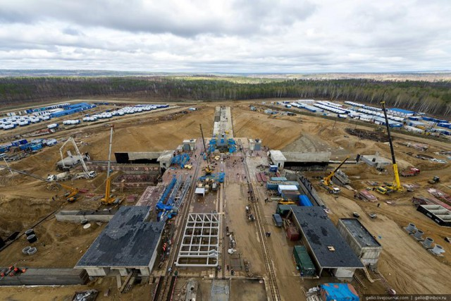 New Russian Cosmodrome - Vostochniy - Page 2 5942359