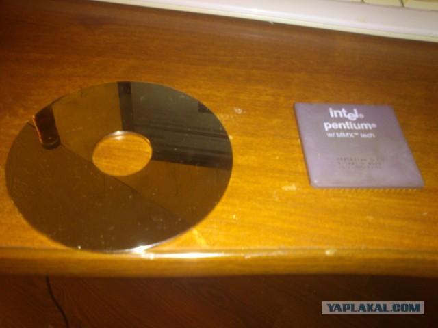 Как я раскурочил жесткий диск