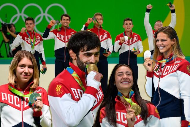 Россия показывает на Олимпиаде лучший медальный график за 20 лет
