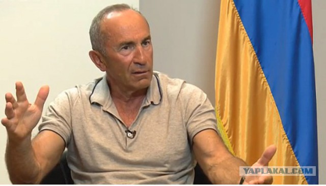 В Армении арестованы экс-президент Кочарян и генсек ОДКБ Хачатуров