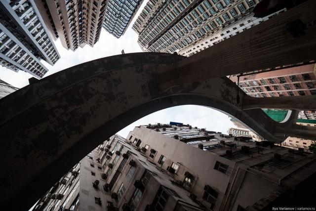 Гонконг: новое адское жильё