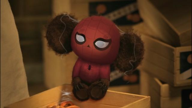 Если бы Человек-паук, появился в советской мультипликации