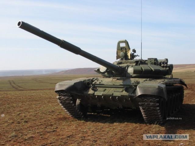 У ДНР появилось 248 танков...