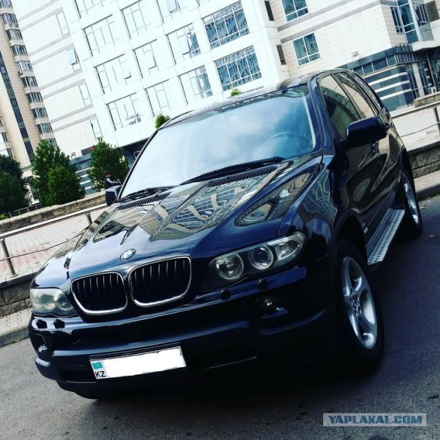 Отдам в хорошие руки BMW X5