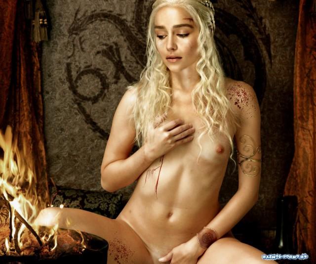 Эмилия кларк порно фото