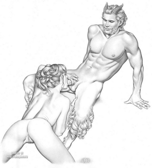 Рисунки секс женщины