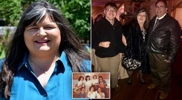 56-летняя женщина упала в обморок, а когда очнулась, ей было снова 18
