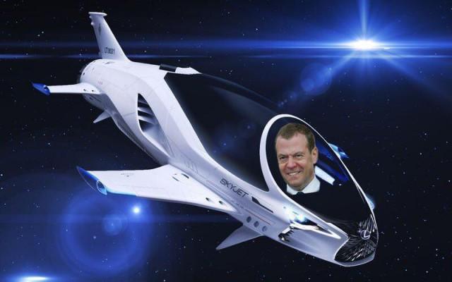 Расступитесь плебеи, боярин летит: Нескольким рейсам запретили посадку вПетербурге из-заделегации Медведева